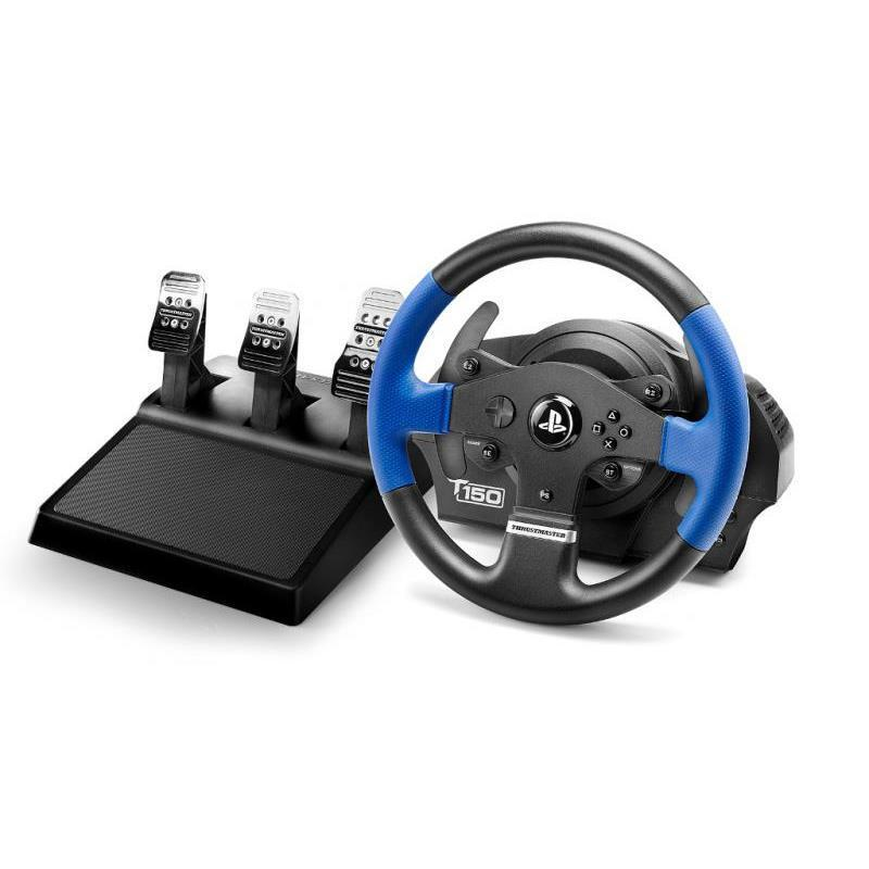 Thrustmaster T150 PRO Force Feedback Racing Wheel for PlayStation 4