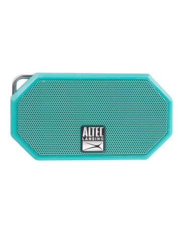 Altec Lansing Mini H20 3 Mint Green – Everything Proof Rugged & Waterproof Bluetooth Speaker IMW258-MT