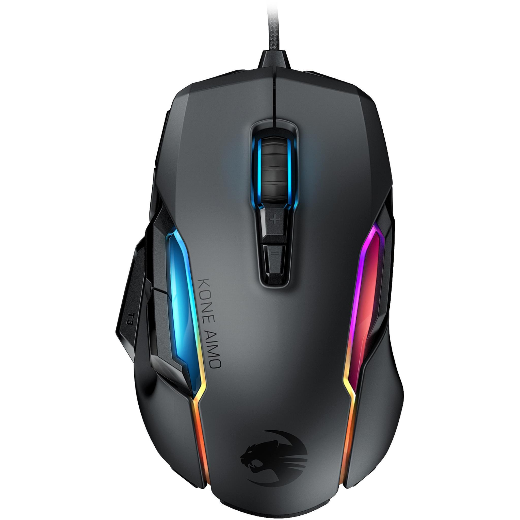 ROCCAT Kone AIMO RGB Gaming Mouse (Black)