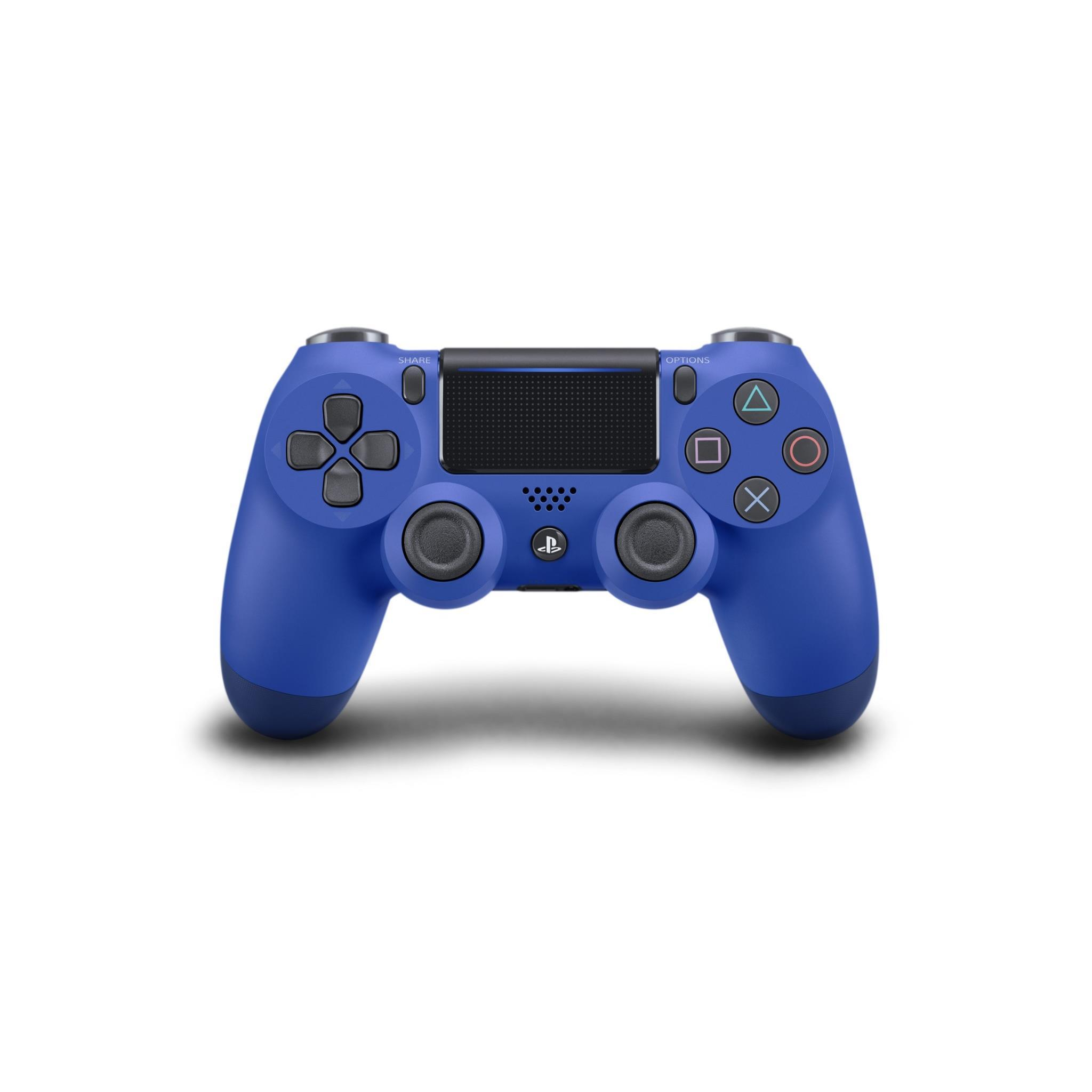 PS4 PlayStation 4 Dualshock 4 Wireless Controller Blue