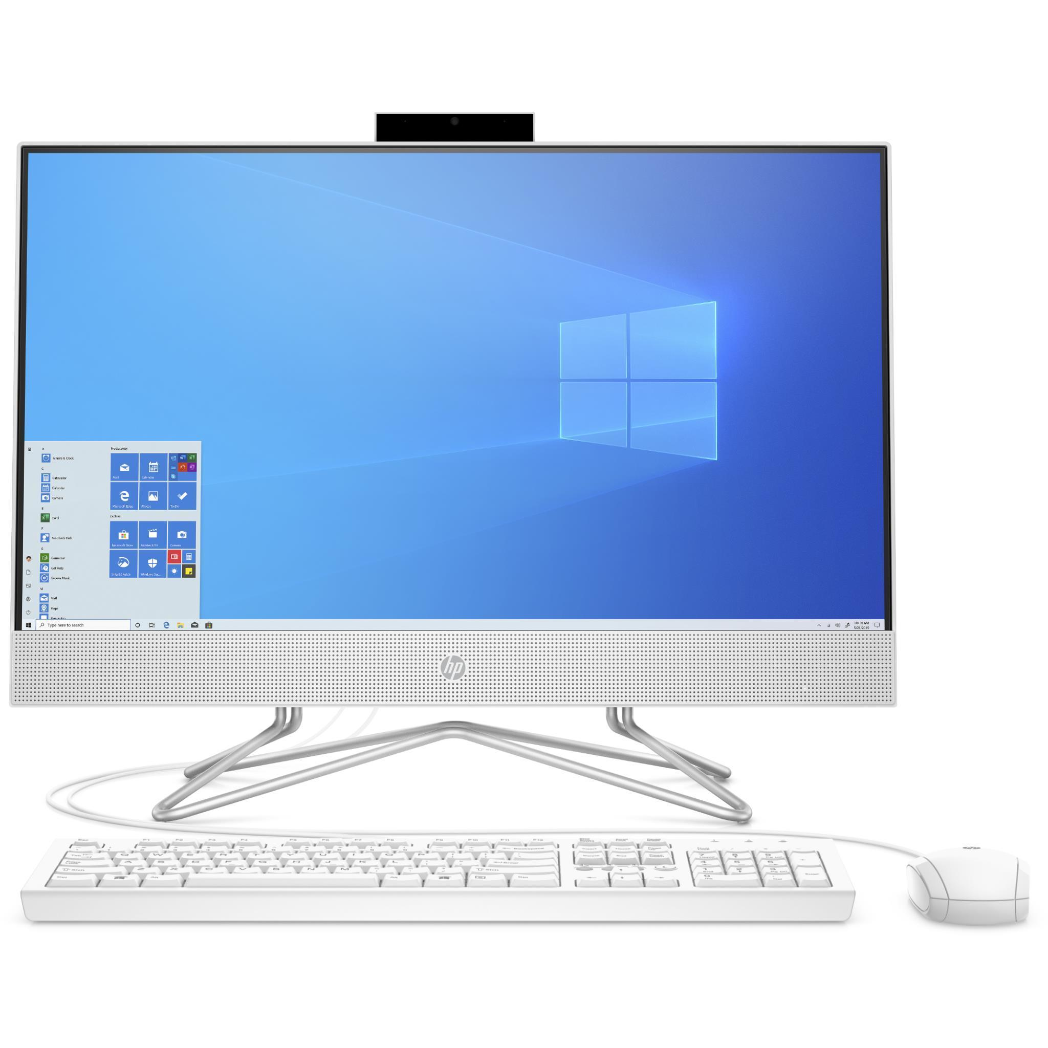 HP DF0201A 23.8″ FHD All-In-One PC (256GB)