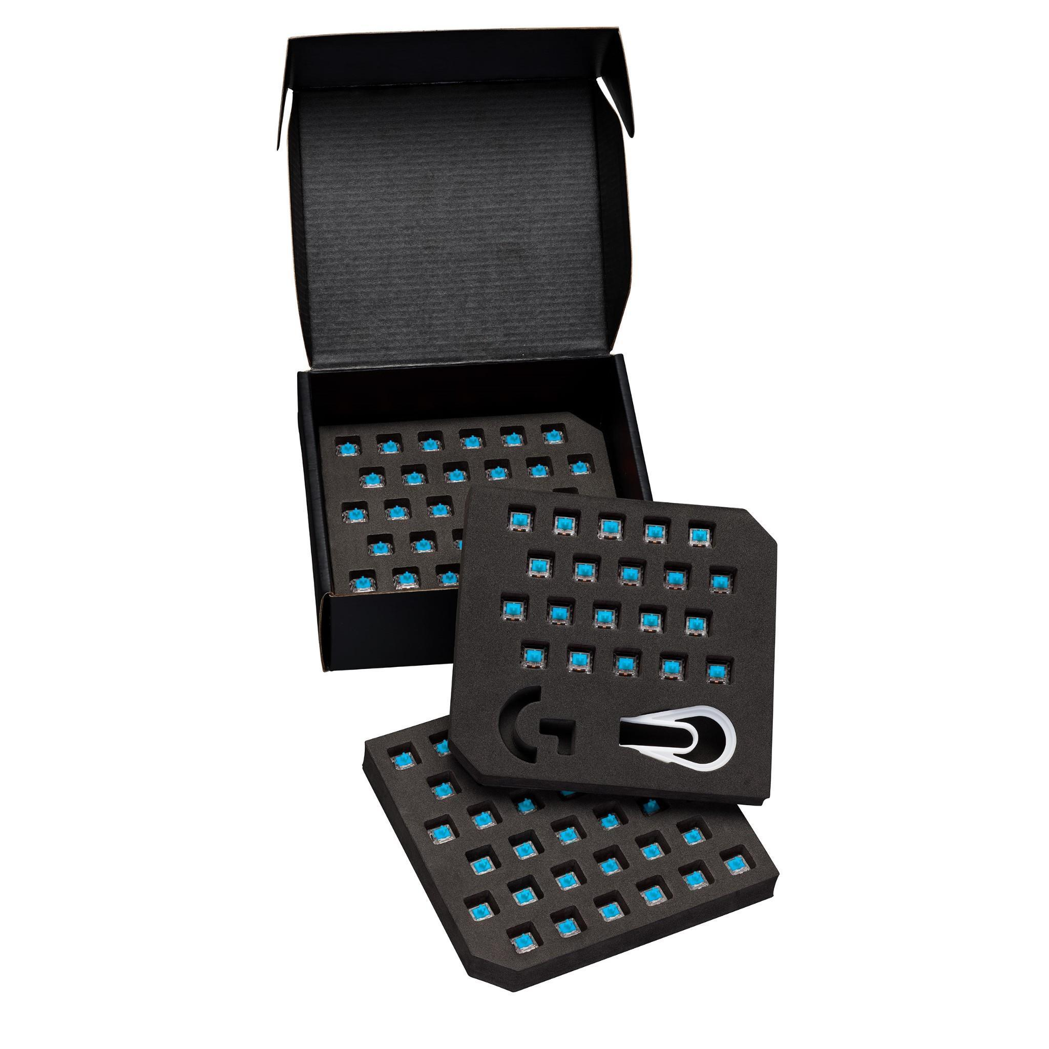 Logitech G Clicky Switches for PRO X Keyboard