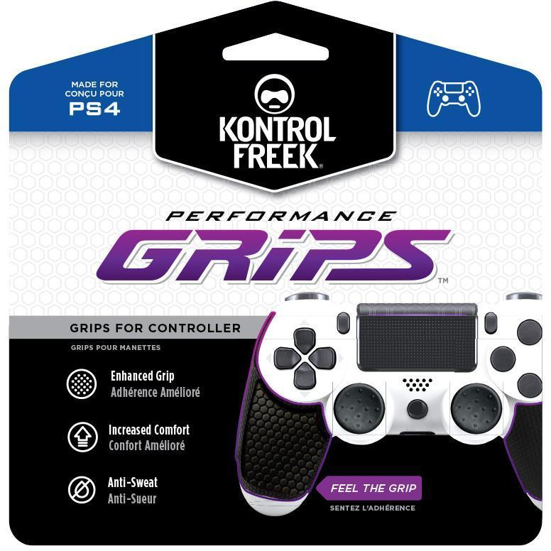 KontrolFreek Grips for PS4