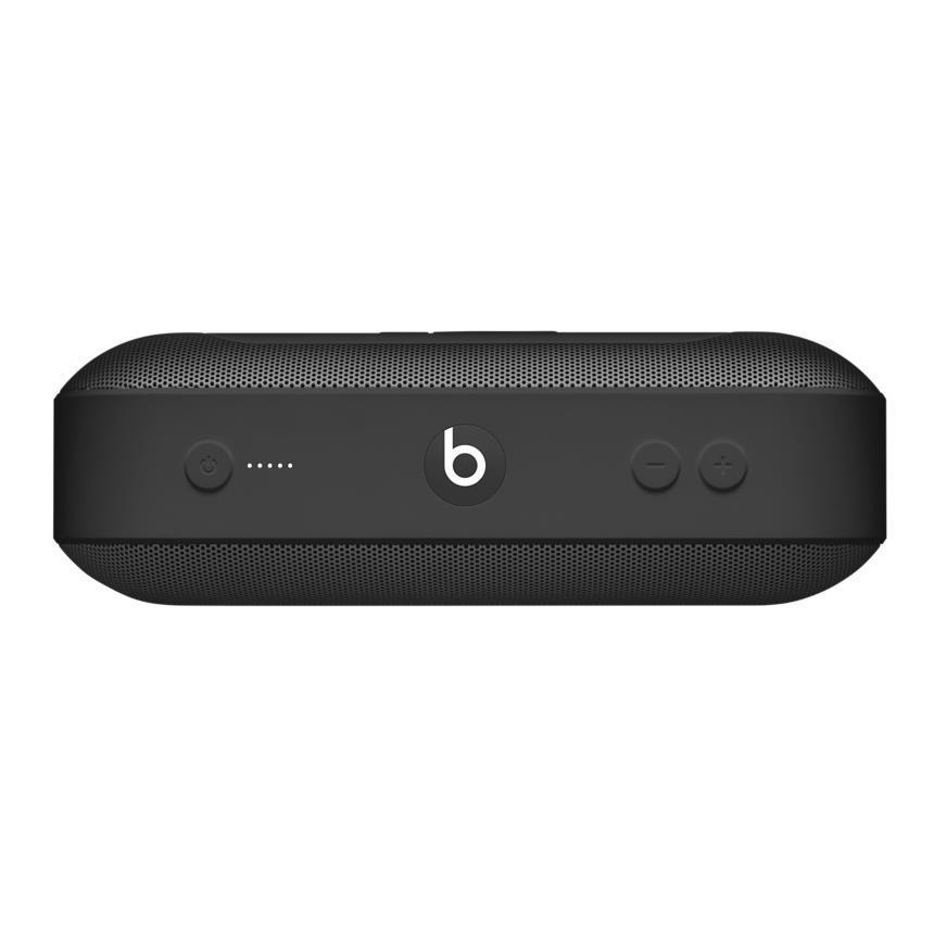 Beats Pill+ Wireless Bluetooth Speaker (Black)