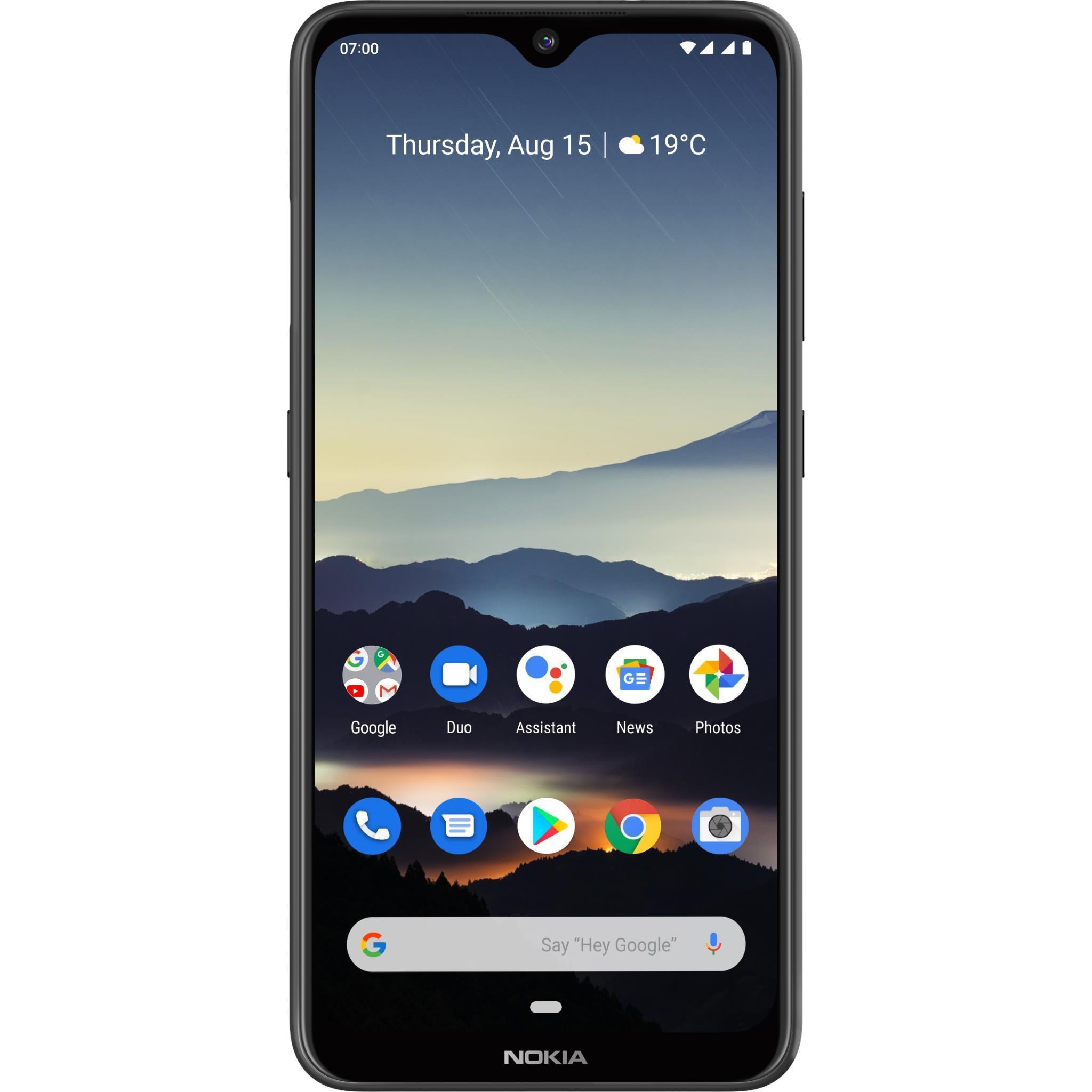 Nokia 7.2 DS with Android One 128GB (Charcoal)