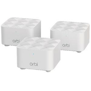 Netgear Orbi Whole Home AC1200 Mesh WiFi System 3 Pack