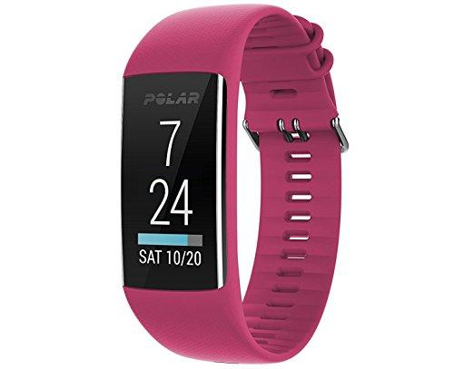 Polar A370 Fitness Tracker, Unisex-Adult, Ruby, Small