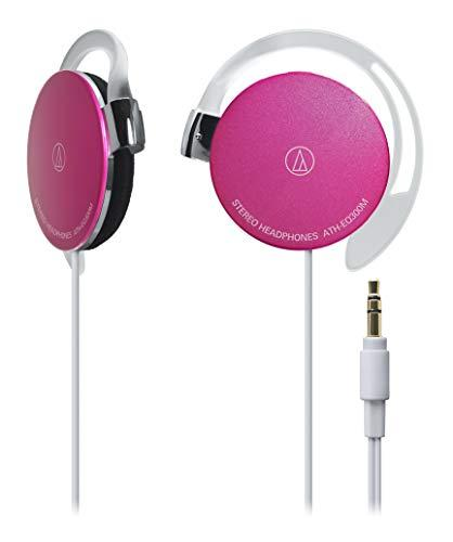 Audio Technica ATH-EQ300M PK Pink | Ear-Fit Headphones (Japan Import)