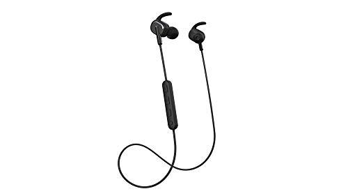 Brooklyn BE5 in-Ear Bluetooth Earphones with Push to Talk Voice Assistance, Clear and Crisp Audio, 5 Hours Playtime