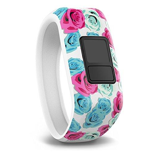 Accy Bands, vivo fit jr, Real Flower, XL