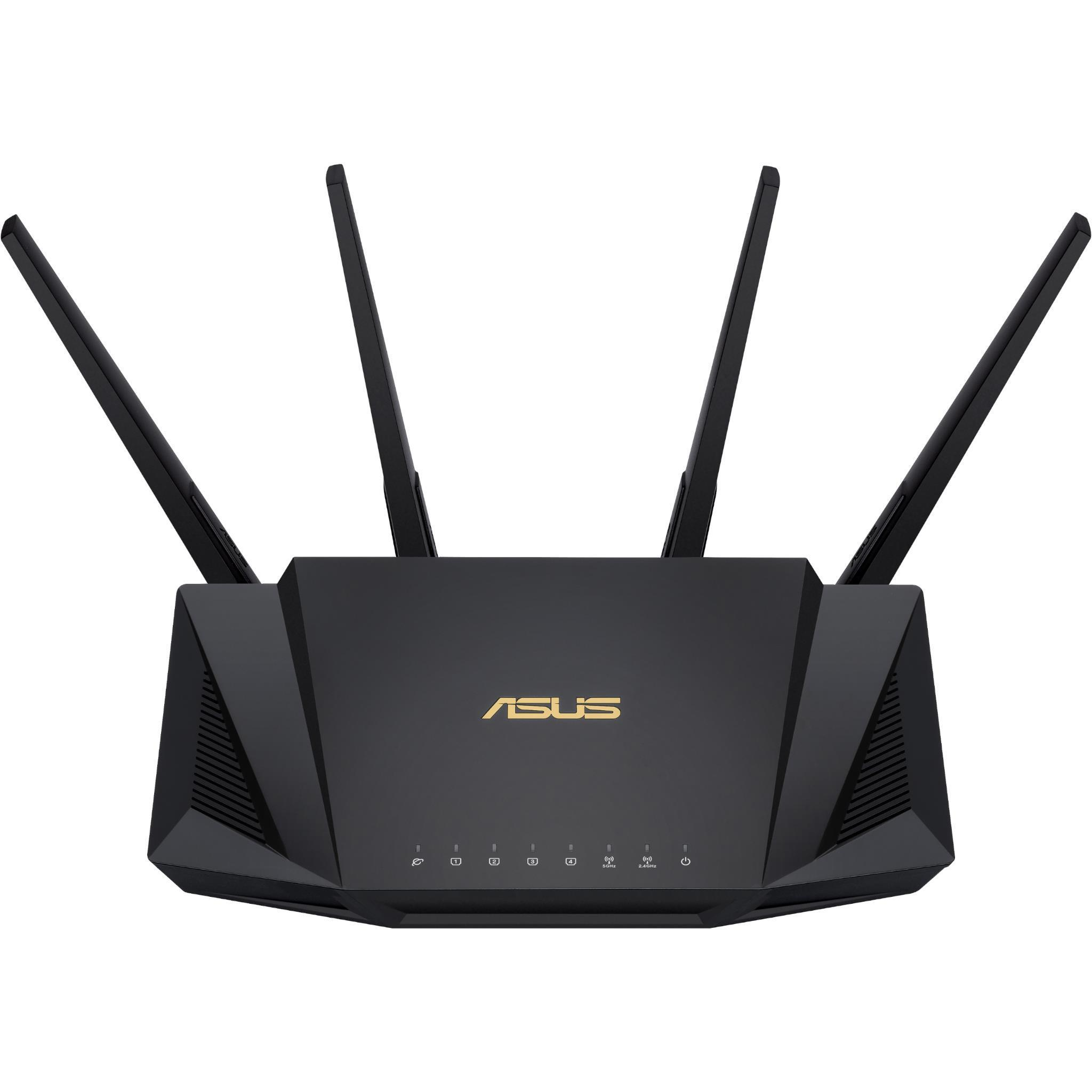 Asus RT-AX58U Dual Band AX3000 Wi-Fi 6 Router