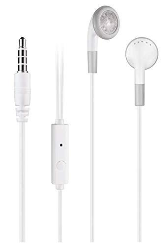 iGear.com.au Earphone with Mic White, White, (IG1562)