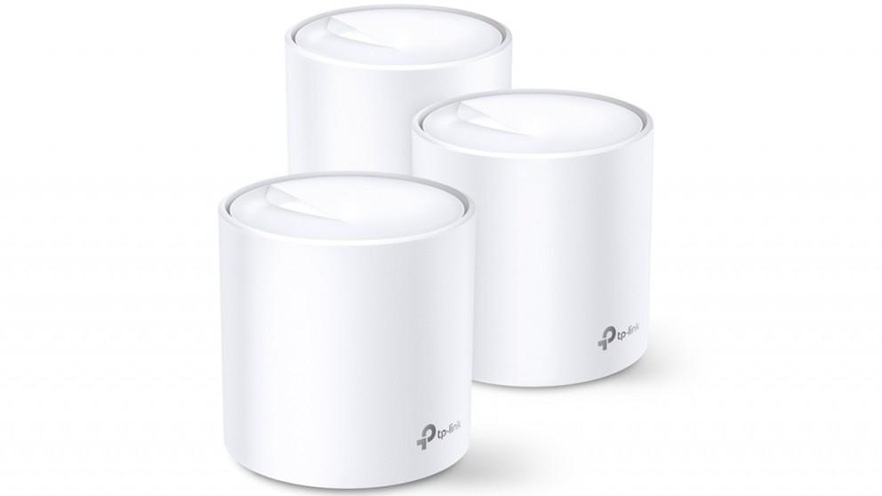 TP-Link Deco AX1800 Whole Home Mesh WiFi System – 3 Pack