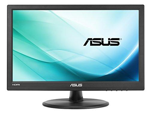 ASUS VT168H 15.6″ (1366×768) Touch Monitor, 10-point Touch, HDMI, Flicker free, Low Blue Light