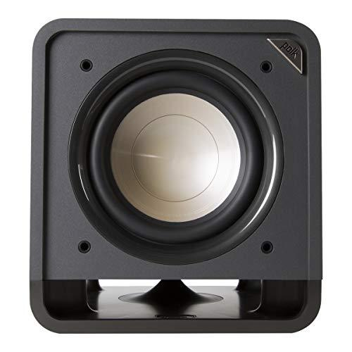 Polk Audio HTS10 10″ Subwoofer with Power Port Technology – Brown (Each) (HTS10-BROWN)