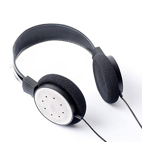 OKCSC M6 On-Ear Foldable Headphones Super Bass Wired Open Voice Earphones Light Weight Design for Travel Without Microphones