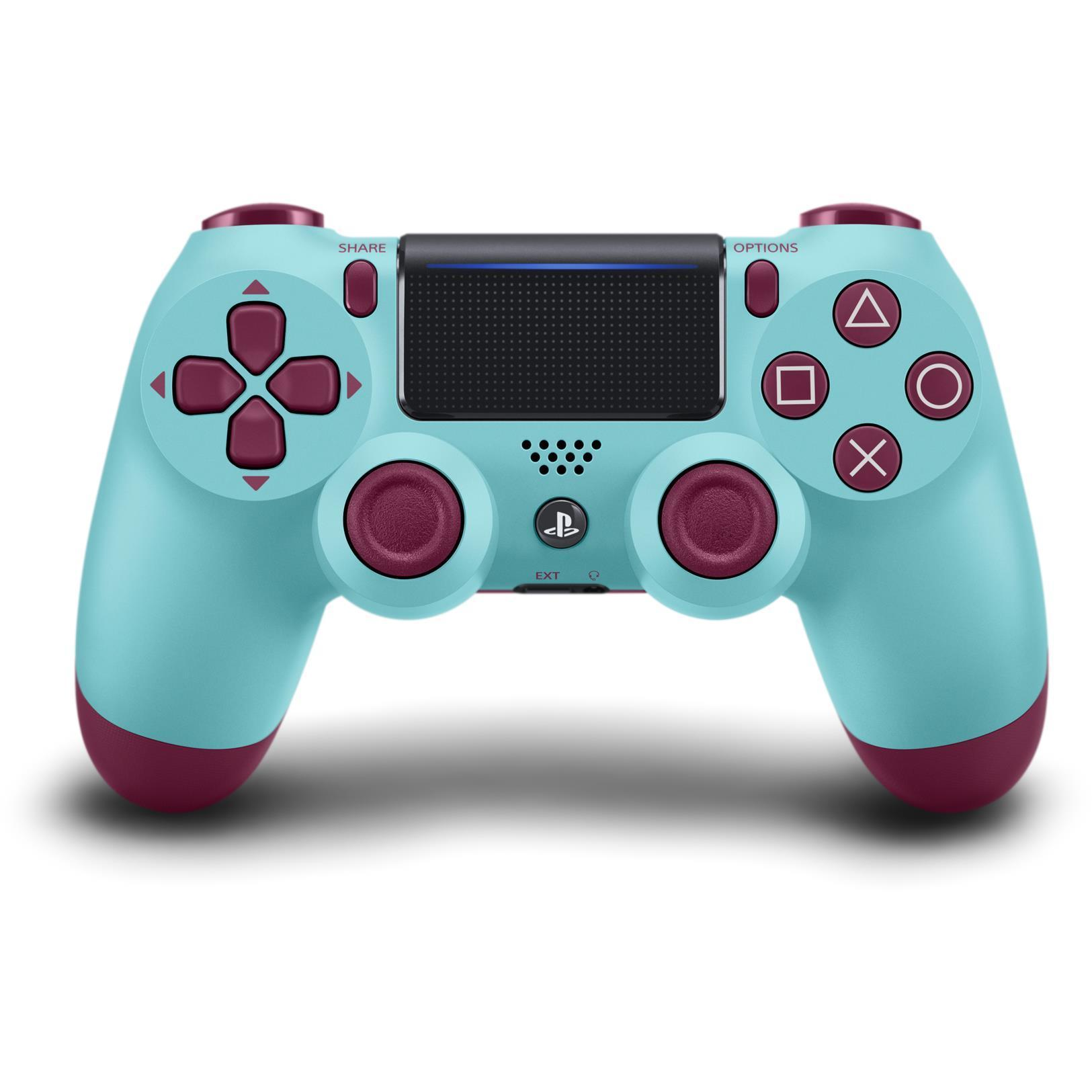PS4 PlayStation 4 Dualshock 4 Wireless Controller Berry Blue