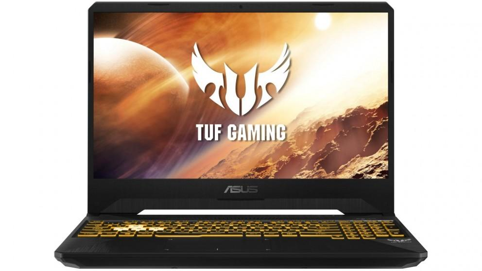 Asus TUF 15.6-inch R7-3750H/16GB/512GB SSD/GTX 1650 Gaming Laptop