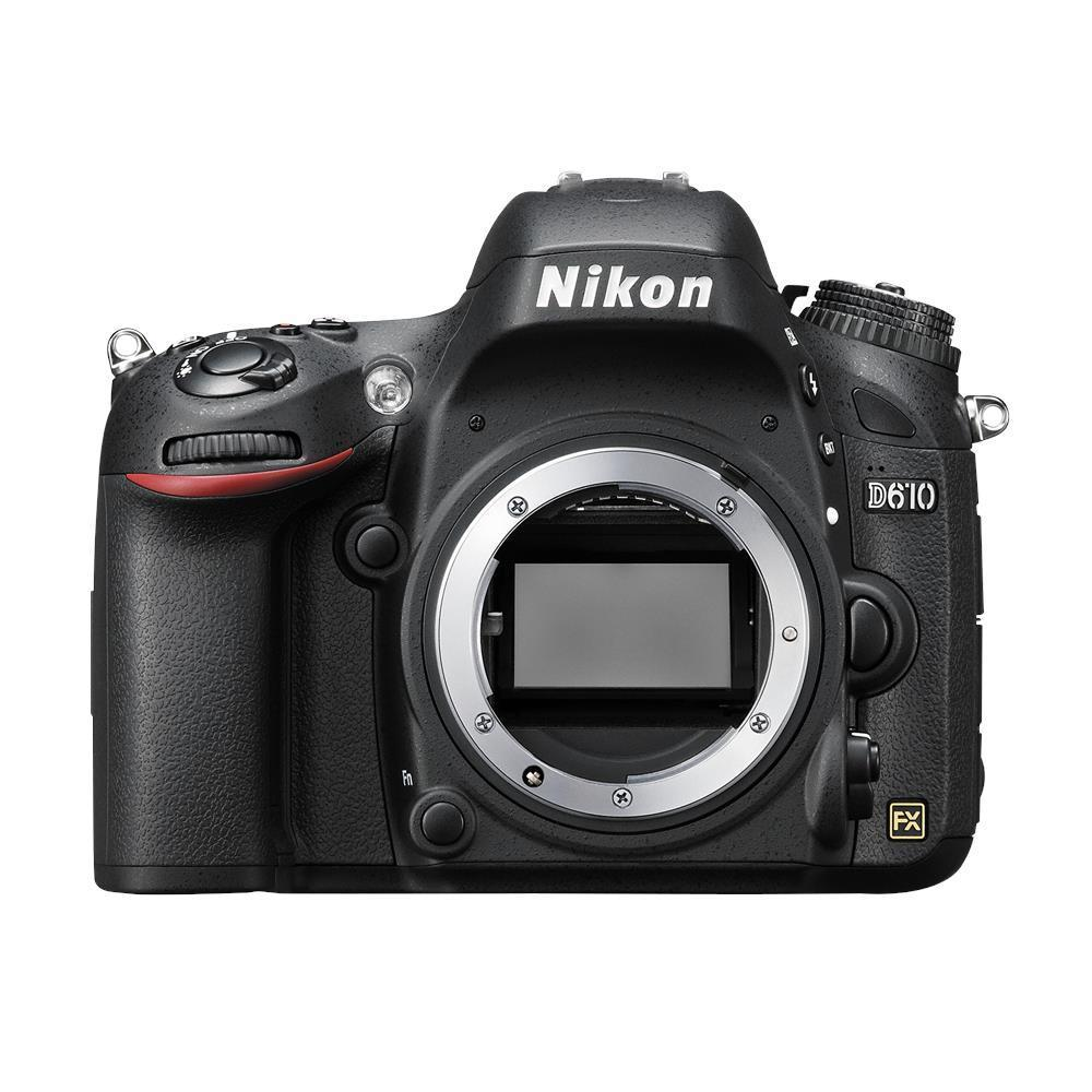 Nikon D610 Full Frame DSLR Camera (Body Only) [Ex-Display*]