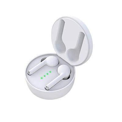 Earbuds wireless earbuds with smart touch control offering quality Bluetooth 5.0, Auto Pairing, in-Ear wireless Headset with excellent High Definition Mic, Earphones with convenient compact charging Case offering 24H Playtime, 3D Stereo, Noise Cancel