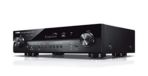 Yamaha 5.1 Channel, Bluetooth, MusicCast, Alexa Compatible AV Receiver – RXS602B (Black)