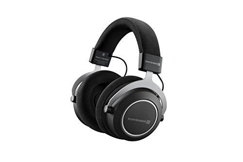 beyerdynamic BD718394 Amiron Wireless High-End Tesla Bluetooth Headphones, Black