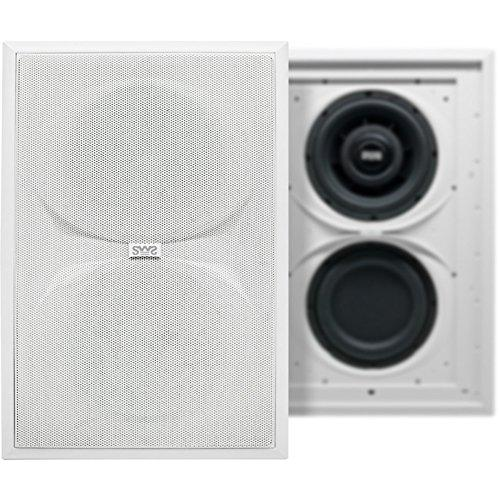10″ in Wall SUBWOOFER [Thor] Earthquake