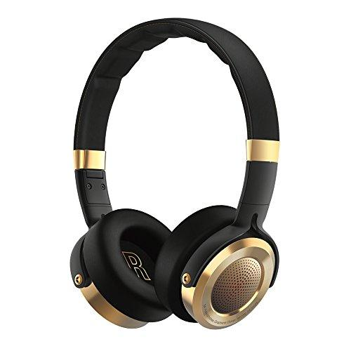 Mi Headphones Black Foldable Over Ear Hi-Fi Stereo Headset with Built-in Mic (US Version with Warranty)