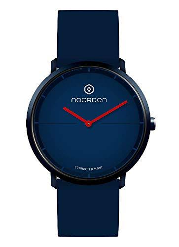 NOERDEN PNW-0400-EU LIFE2 – Silicon – Hybrid Smart Watch – 38mm,Navy