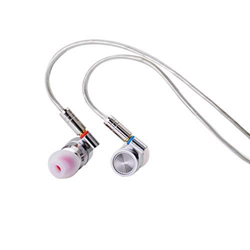 TINHIFI T4 Wired Earphones MMCX IEM Detachable Cable HiFi in Ear Sport 10mm CNT Dynamic Driver Bass Headset 3.5mm Monitor Headphones