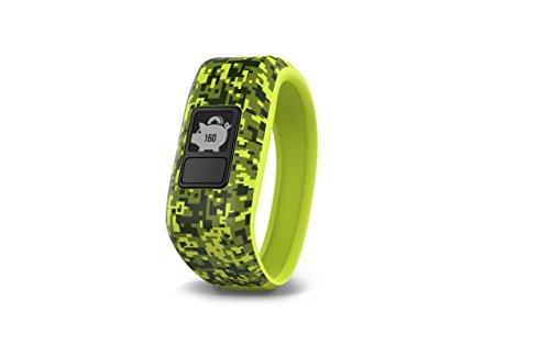 Garmin vivofit jr, Kids Activity Tracker, Features 1 Year Battery Life, Compatible App, Assign Chores, Virtual Rewards and Alerts, Digi Camo (010-01634-01)