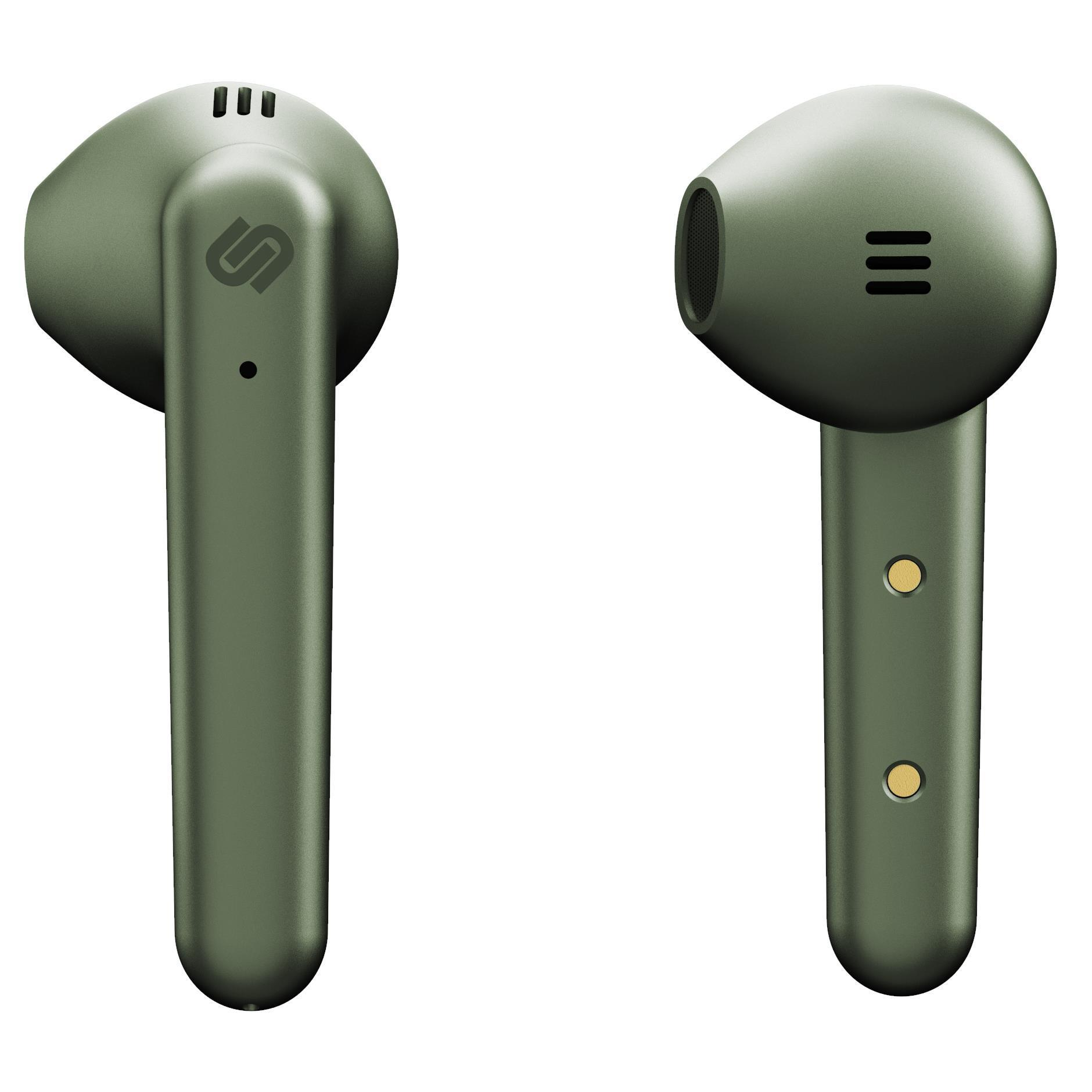 Urbanista Stockholm Plus In-Ear True Wireless Headphones (Green)