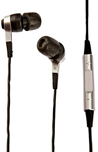 Denon AH-C620 In-Ear Wired Headphones | Designed For Professionals, Travelers & Music Enthusiasts on the Go | 3 Button Controller | Premium Sound & Technology | Wear in Comfort for Hours | Black