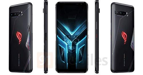 ASUS ROG Phone 3 865+ [512GB/12GB 6.59″] Black Gaming Phone