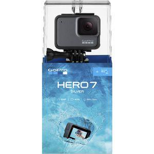 GoPro HERO7 Action Camera with 32GB SD Card Silver