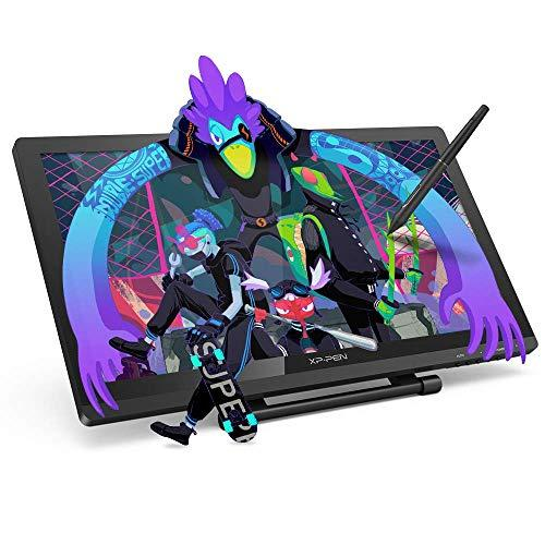 XP-Pen Artist22pro 22-Inch Pen Display Graphic Monitor IPS Monitor Drawing Tablet Dual Monitor (Artist 22pro)
