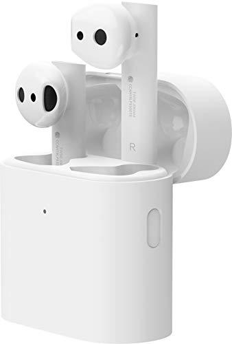 Xiaomi Mi True Wireless Earphones 2, Wireless Wireless Headphones, Bluetooth 5.0 Connection, Double Tap Control, Audio Codec SBC, AAC, LHDC, Compatible with iOS and Android Devices