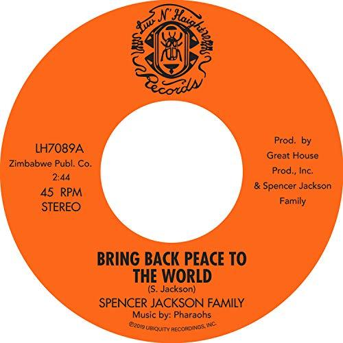 Bring Back Peace To The World Pt. I / Bring Back Peace To The World II