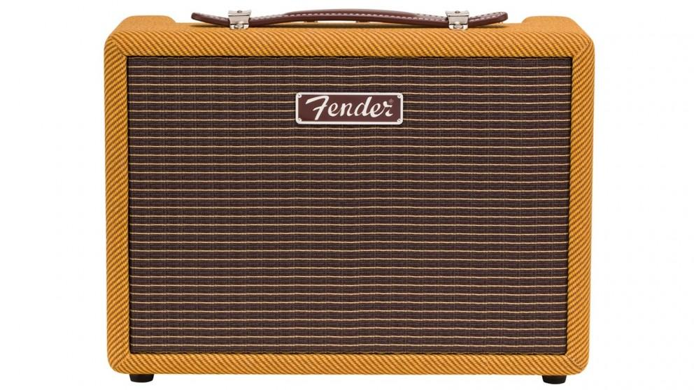 Fender Monterey Portable Bluetooth Speaker – Tweed