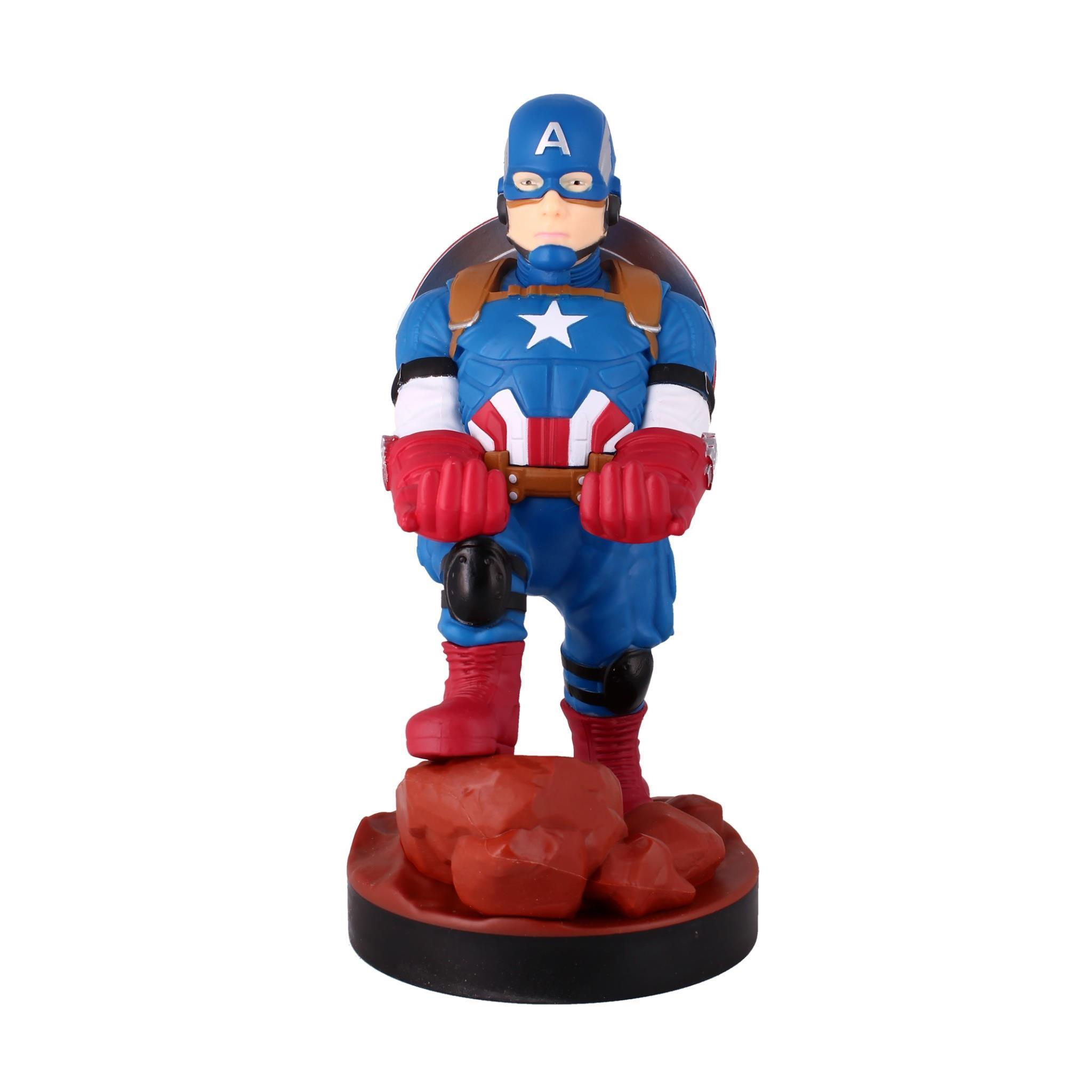Cable Guys – Marvel – Captain America Controller Holder