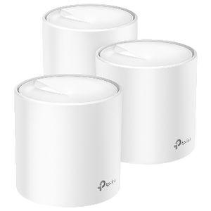 TP-Link AX3000 Whole Home Mesh WiFi 6 System Deco X60 3 Pack