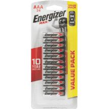 Energizer Max AAA Battery 24 Pack