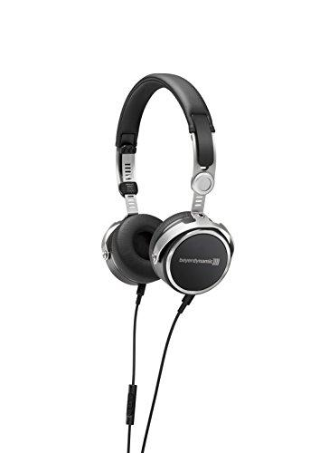 beyerdynamic Aventho Wired Mobile Tesla High-End Headphones, Black (717290)