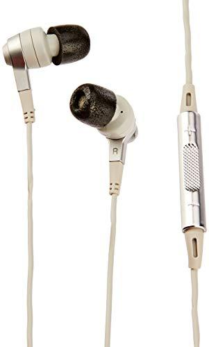 Denon AH-C620 In-Ear Wired Headphones | Designed For Professionals, Travelers & Music Enthusiasts on the Go | 3 Button Controller | Premium Sound & Technology | Wear in Comfort for Hours | White