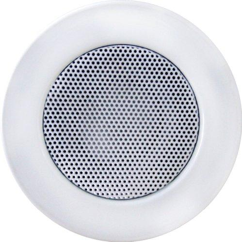 Earthquake Sound ACS 3.0 3-inch in-Ceiling Speaker (White, Single)
