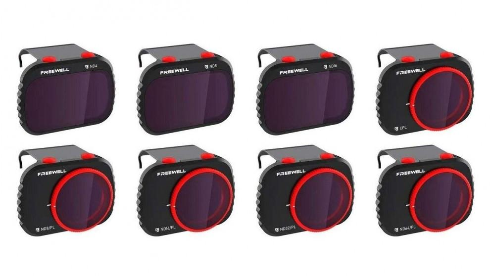 Freewell 8-pack All Day Series Filter Set for Mavic Mini