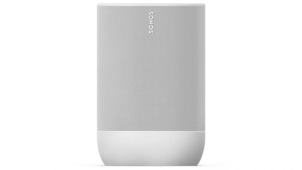 Sonos Move Battery Powered Smart Speaker – White