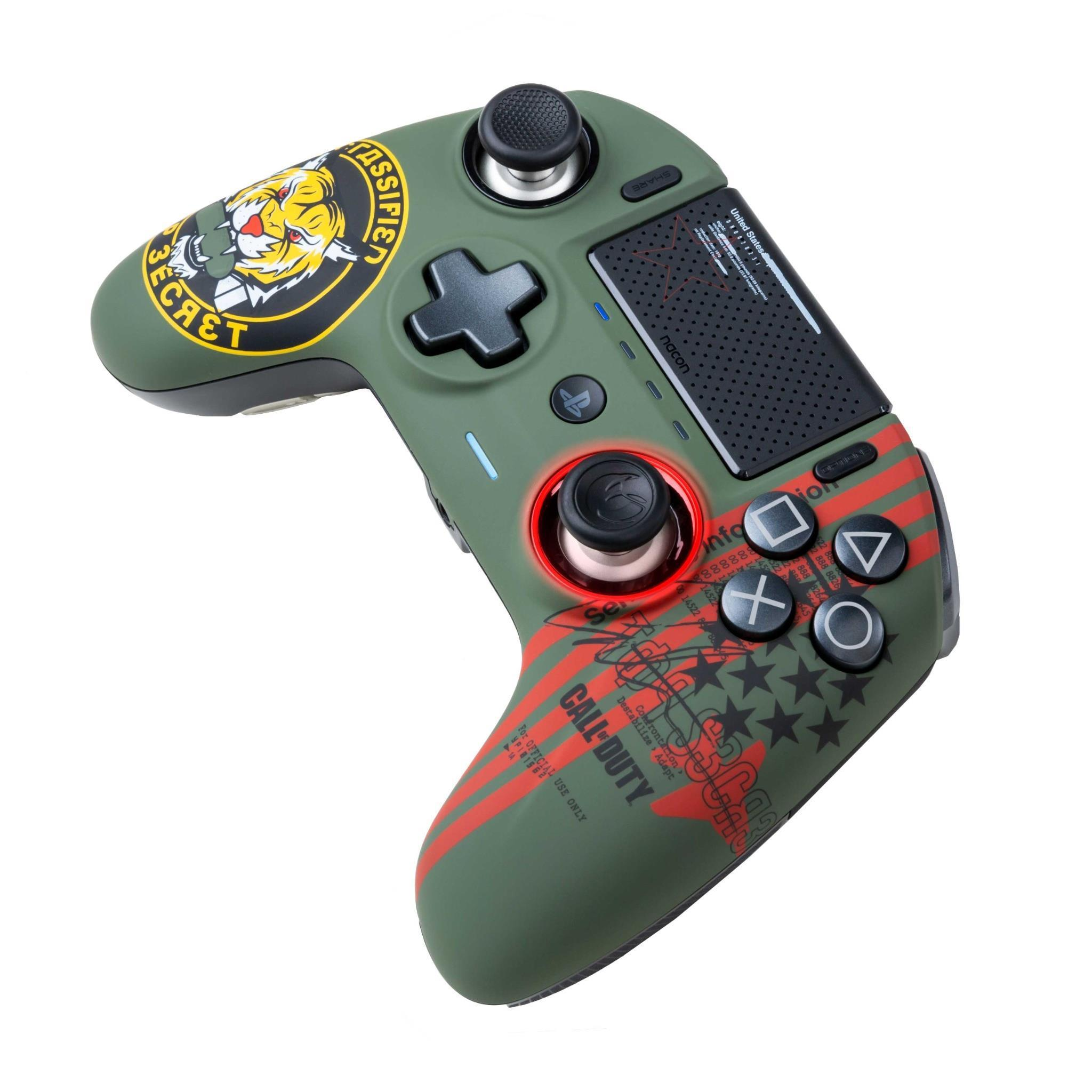 Nacon Unlimited – COD Cold War Edition Controller for PlayStation 4