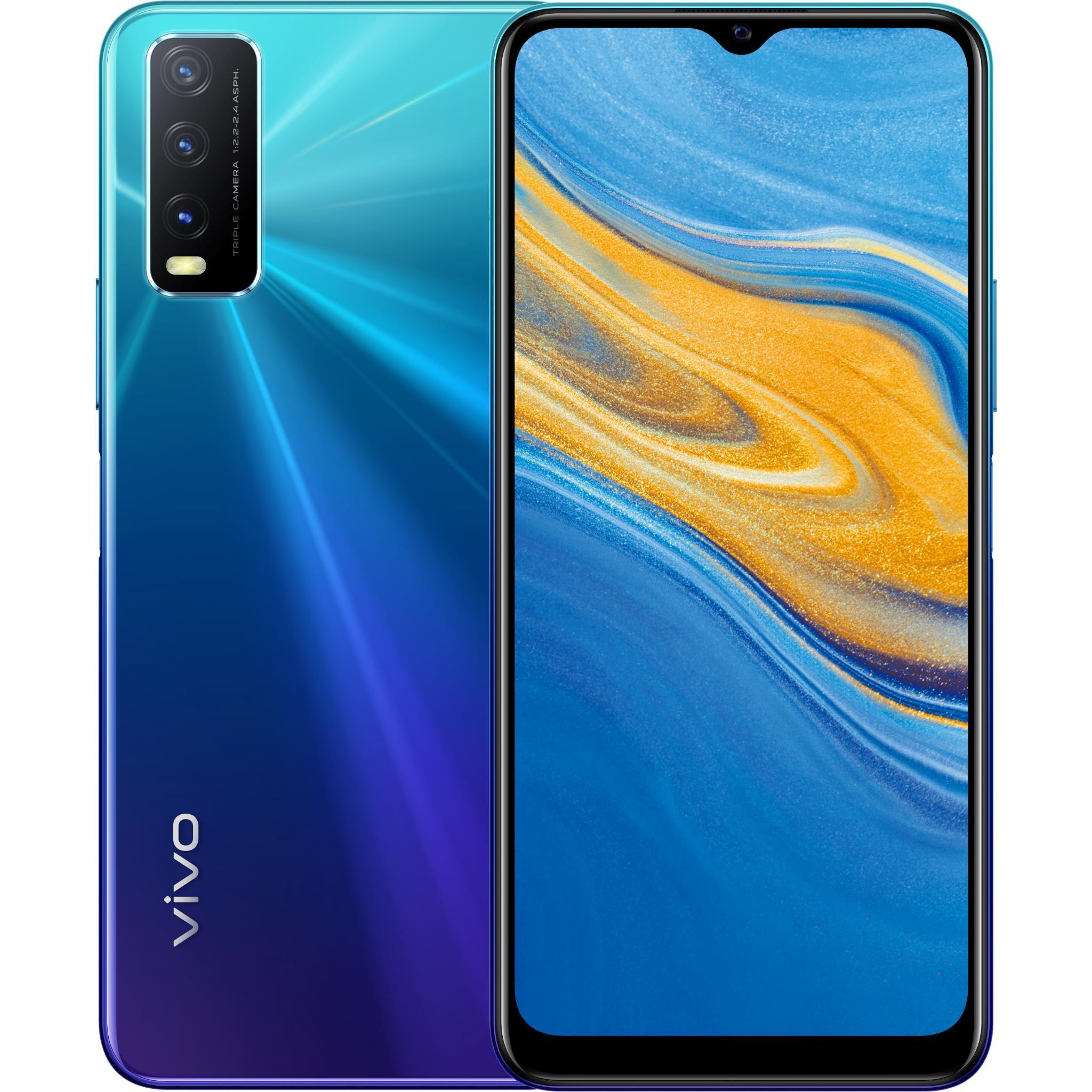 Vivo Y20s 128GB (Nebula Blue)
