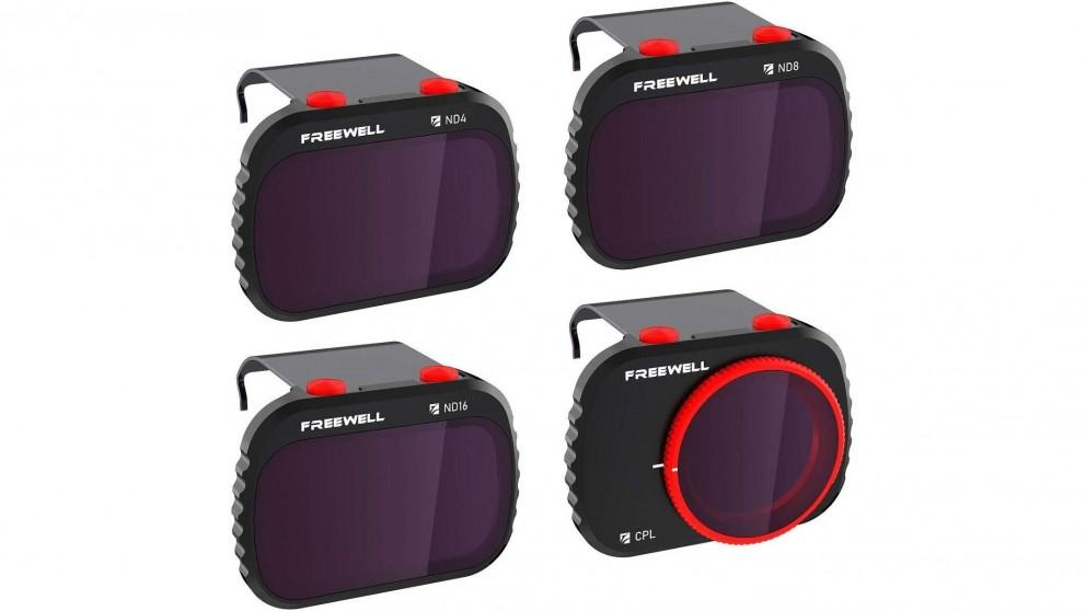 Freewell 4-pack Standard Day Series Filter Set for Mavic Mini (ND4 ND8 ND16 CPL)